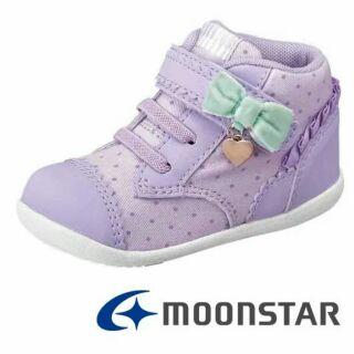 MoonStar WagaMama系列 機能性學步鞋