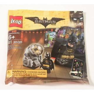 樂高 Lego 5004930 蝙蝠俠探照燈 海報貼紙 全新未拆 非30607 70905 70906 70911