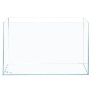 小郭水族- YiDing 亿鼎 -現貨【Sky light 45度 超白玻璃缸 2尺缸 (60×30×36)+上蓋】