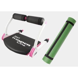 (預購12月底到貨)(無超商取貨)Wonder Core Smart 萬達康 全能輕巧健身機升級版+運動墊組合