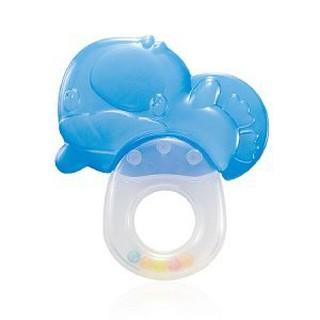 幸運兒 KuKu 酷咕鴨造型冰鑽固齒器 藍色 KU5398