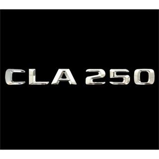 【JR 佳睿精品】BENZ 賓士 CLA 250 CLA C117 字體 字標 後箱字體   字體高度23mm 精品