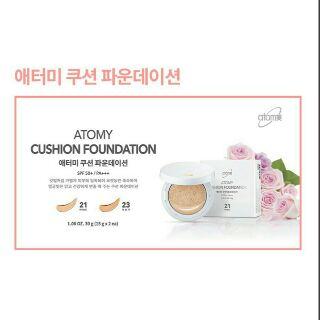 韓國代購 艾多美 玫瑰氣墊粉餅SPF50 PA➕➕➕