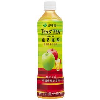 現貨~【伊藤園】TEAS TEA蘋果紅茶 (530ml)
