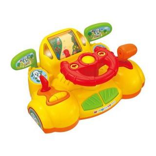 *日韓正品*麵包超人 ANPANMAN 練習道路開車玩具 方向盤 玩具