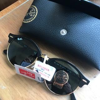 RayBan 0RB4246 901 Clubmaster Round Sunglasses 太陽眼鏡