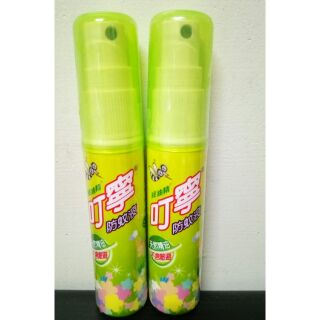 新萬仁 叮嚀 防蚊液 25ml 天然精油
