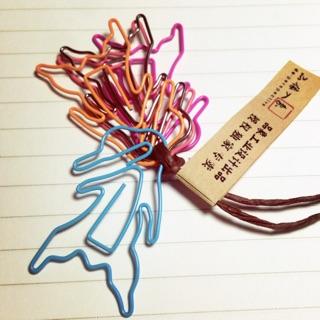 鹽水鴨 造型 迴紋針 創意迴紋針 鴨子 鴨 文創商品