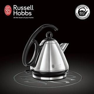 (全新)Russell Hobbs 英國羅素 Legacy 晶亮快煮壺 三色 原廠公司貨 主機原廠保固2年