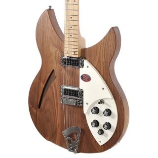 Rickenbacker 330 walnut 全新半空心電吉他美廠公司貨