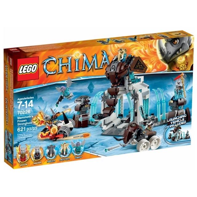 [必買站] 全新 樂高 LEGO 70226 CHIMA系列 冰凍要塞