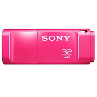 【32G】SONY X系列3.0 (桃紅)麥克碟 USM32X/P