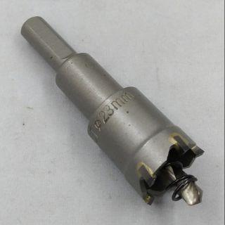 超硬鎢鋼圓穴鋸23mm