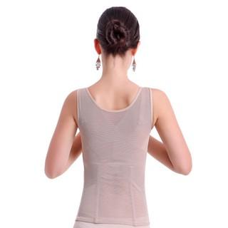 {ajj363}塑身衣蕾絲美體塑身衣連體瘦身收腹束身衣背背佳美體塑身內衣