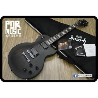 【搖滾玩家樂器】全新 美廠 Gibson 電吉他 Les Paul LPJ Black BK 黑色