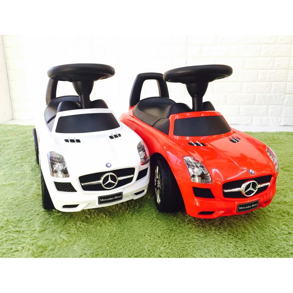 Benz賓士 助步車 幼兒助步車 音樂助步車 學步車 腳行車 滑行車 專屬包裝