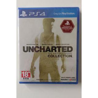 全新 PS4 秘境探險合輯 中文版