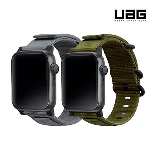 UAG Apple Watch Series 6 5 4 3 2 1 Nato 錶帶 休閒錶帶 尼龍錶帶 運動錶帶 錶帶
