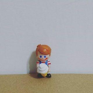 日本 冰淇淋 小公仔