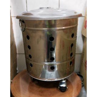 (台製金爐)特小金爐 不鏽鋼金爐 金爐桶 環保對流爐 普度爐 地基組爐 地基組金爐