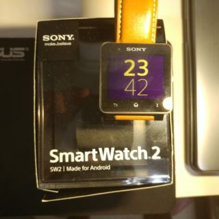 Sony smartwatch2 sw2 智慧型手錶