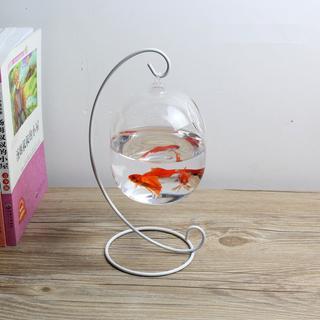多款手工 創意魚缸 花瓶 多肉 鬥魚 金魚 孔雀魚 水族 裝飾 水培 花 玻璃 禮物 禮品 水族箱 聖誕 交換禮物