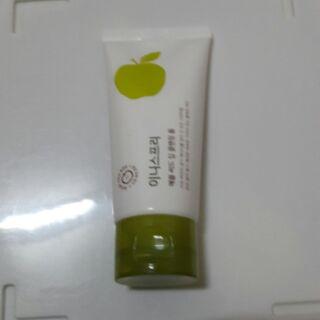 Innisfree 蘋果籽深層潔顏泡泡 洗面乳 80ml