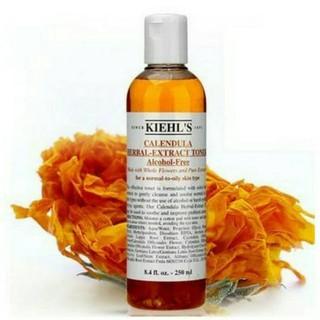 Kiehls 契爾氏金盞花植物精華化妝水250ml 白泥面膜