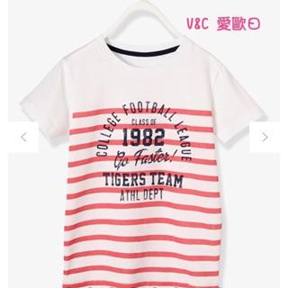 法國VertbaudetBoy短袖T恤