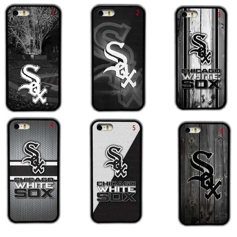 MLB白襪隊 白襪隊手機殼 MLB White Sox 美國職棒 芝加哥白襪