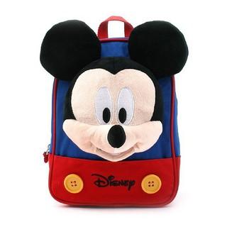 【馨媽生活百貨館】韓國 Winghouse 迪士尼 Disney 米奇玩偶 兒童防走失背包 護脊背包 雙肩後背包(現貨)