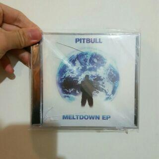 Pitbull - Meltdown EP 嘻哈鬥牛梗 - 熱浪來襲 美版