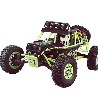 電動四輪驅動全尺寸登山車(綠色)