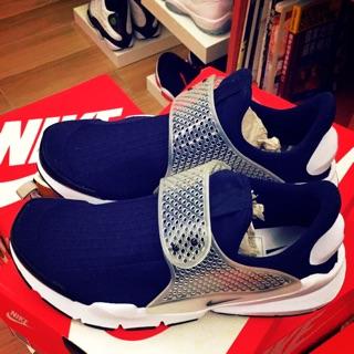 低於原價~Nike Sock Dart 深藍