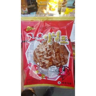現貨 韓國辣味魷魚片