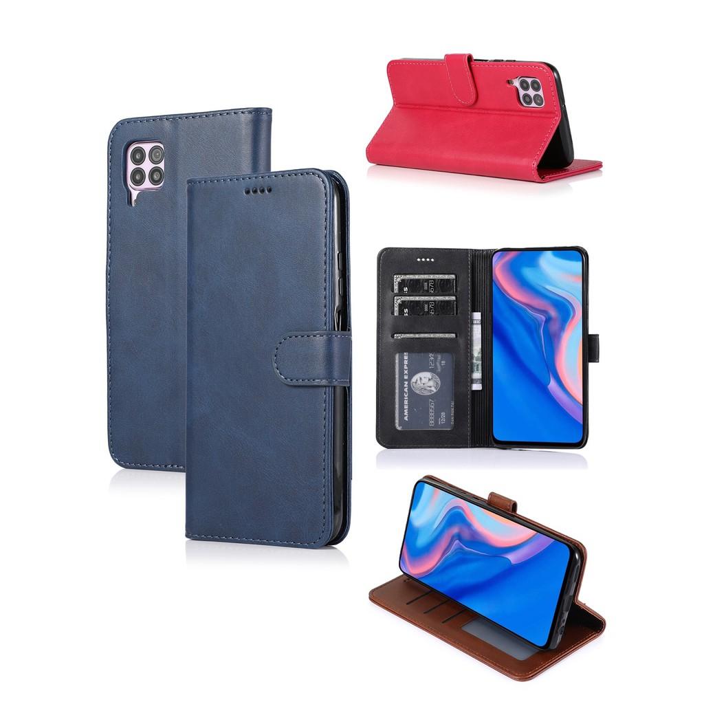 小牛紋手機皮套適用 OPPO A9/A5/RENO2Z/RENO2/RENO10X/RENOZ/R17 PRO 手機殼