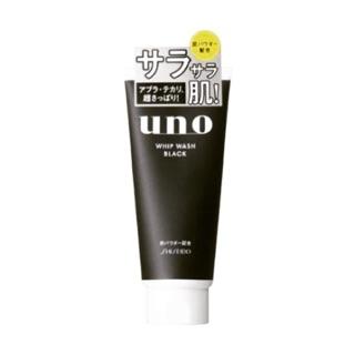 日本資生堂Shiseido uno男用洗面乳竹炭控油款