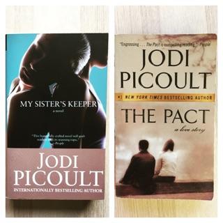 原文小說Jodi Picoult茱迪皮考特 My Sister's Keeper姐姐的守護者, The Pact死亡約定