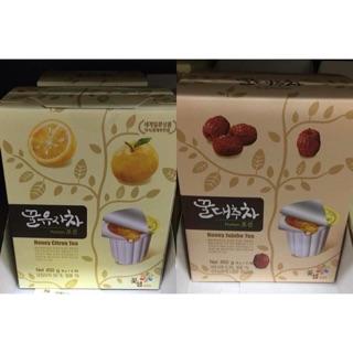 蜂蜜柚子茶膠囊球