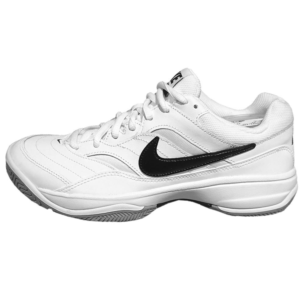 NIKE 耐吉 NIKE COURT LITE 入門款網球鞋 男 845021100