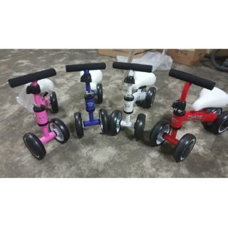 二手兒童學步車/滑步車/平衡車(白)