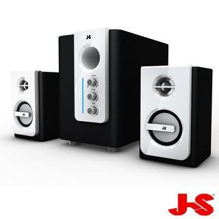 宅配免運【J-S】(JY3060)2.1聲道 天籟爵士木質音箱喇叭(限宅配體積大不可超取)