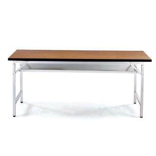 2*6尺木紋面板折合會議桌OA375-22