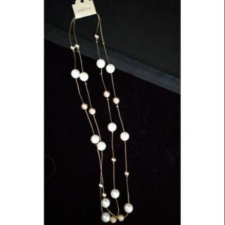正韓珍珠長項鍊