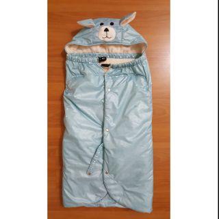Ohoh-mini 防風保暖背巾推車罩