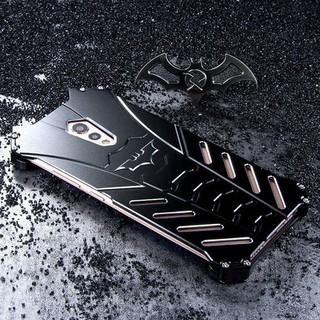 vivoxplay6手機殼防摔蝙蝠俠金屬邊框保護套潮男女款vivo xplay6