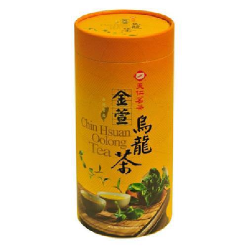 天仁 台灣茗品-金萱烏龍茶(450g/罐)[大買家]