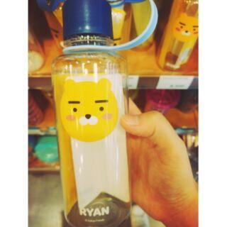 (現貨)韓國帶回 kakao friends ryan萊恩 冷水杯bottle