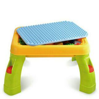 大顆粒積木散件 樂高得寶/德寶 logo duplo兼容 積木散裝配件 積木桌學習桌