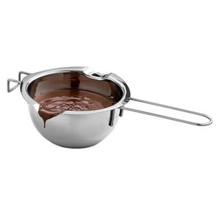 【融化鍋】304 不銹鋼材質 巧克力鍋 隔水加熱 融化碗 烘焙 巧克力融化鍋 奶油加熱融化碗